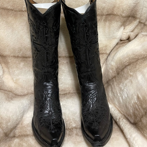 Circle G western boots